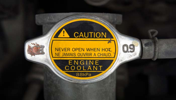 Bad Radiator Cap Symptoms –  The Do's and Don'ts