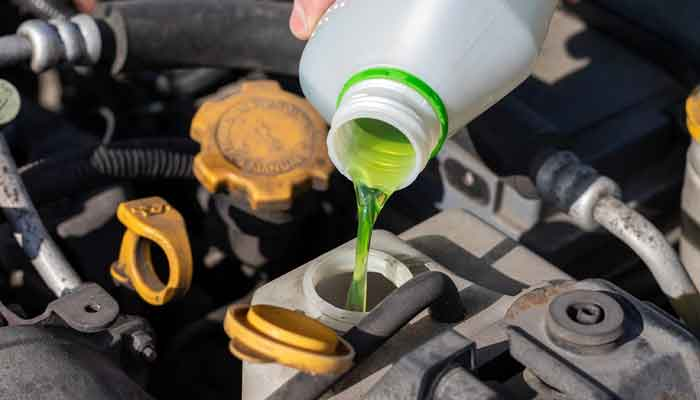 Does antifreeze lose its effectiveness